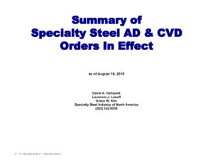 CHART - SSINA steel cases (ad-cvd margins in effect) v2