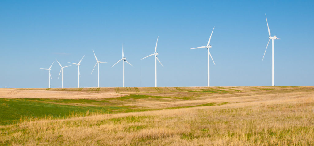 Steel wind turbines